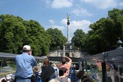Excursión en autobús con paradas libres por la ciudad de Múnich