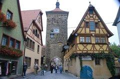 Recorrido de un día a Rotemburgo y Harburgo desde Múnich por la carretera romántica