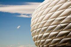 Ver la ciudad,Allianz Arena,Visita al Campo de Concentración de Dachau,Sólo excursión
