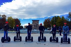 Imagen Madrid Highlights: Guided Segway Tour