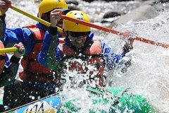 Half-day Salt River Whitewater Rafting