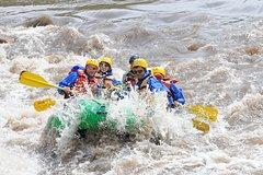 Full-day Salt River Whitewater Rafting Trip
