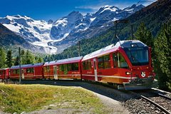 Swiss Alps Bernina ...