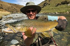 Imagen Guided Fly Fishing Trip from Queenstown