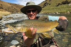 Imagen Guided Fly Fishing Trip from Wanaka