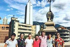 Imagen City Tour, Comuna 13, and Graffiti Medellin