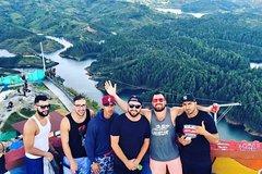 Imagen Private Tour: El Peñol and Guatape Dam from Medellin