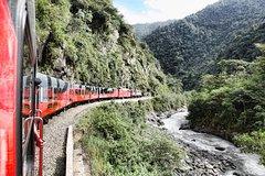 Imagen Excursión de día completo a las ruinas de Ingapirca y tren Nariz del Diablo desde Cuenca