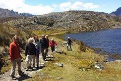 Imagen Recorrido de un día completo al parque nacional Caja en grupos pequeños