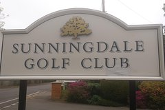Imagen Private Transfers: London to Sunningdale Golf Clubs