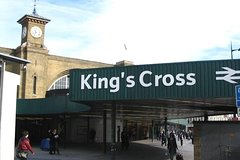 Imagen Private Transfer: Heathrow Airport to London Kings Cross or St Pancras
