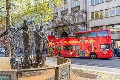 Ver la ciudad,Hop-On Hop-Off,Tour por Dublin,Tour en autobús,Bus turístico