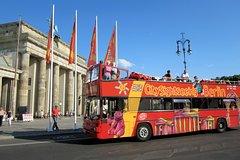 Imagen Circuit touristique à arrêts multiples à Berlin avec en option une entrée à l'Aquadom, au Donjon de Berlin, au centre de découverte LEGOLAND, ou à Madame Tussauds
