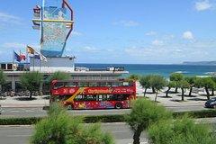 Recorrido en autobús turístico con paradas libres por la ciudad de Santander