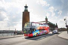 Ver la ciudad,Hop-On Hop-Off,Tour por Estocolmo,Tour en autobús