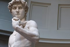 Walk with David: Florence Half Day Accademia Gallery and 2-hours walking gu