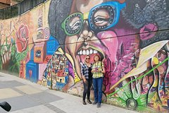 Imagen Private Half-Day Medellín Graffiti Tour Including Metrocable