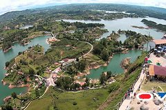 Imagen El Peñol and Guatape Small Group Tour from Medellin