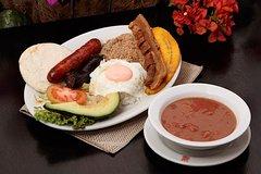 Imagen Private Tour: Las Palmas Culinary Adventure from Medellin