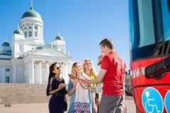 Ver la ciudad,Actividades,Actividades acuáticas,Hop-On Hop-Off,Tour por Helsinki