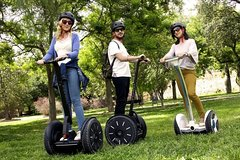 Imagen Valencia Parks Segway Tour