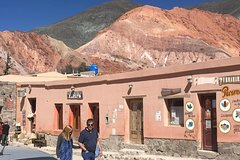 Imagen Excursion to Humahuaca & Purmamarca with 7-color Hill, from Salta