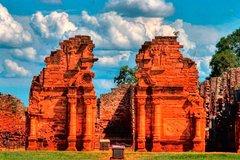 Imagen Excursión a las ruinas jesuíticas de San Ignacio Miní desde Puerto Iguazú
