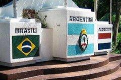 Imagen Recorrido por la ciudad en Puerto Iguazú con visita al Hito Tres Fronteras