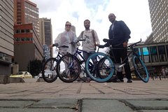 Imagen Bogotá Private Bike Tour
