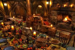 Imagen Private Tour: Mid-Winter feast at The Hobbiton Movie Set - Only happens once a year!