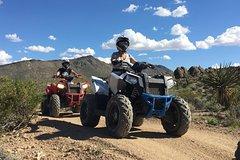 Hidden Valley ATV Half-Day Tour from Las Vegas