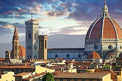Private walking tour of Florence with a local guide
