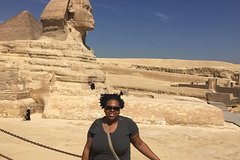 Layover visit the Pyramids the Sphinx from Cairo Airport Private Car Transfers