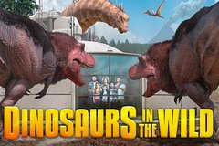 Imagen Dinosaurs in the Wild Exhibition