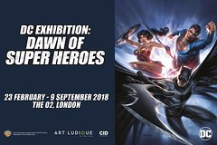 Imagen DC Exhibition: Dawn of Super Heroes