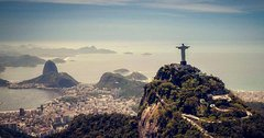 Imagen Christ the Redeemer Sugar Loaf Mountain & Selaron Steps
