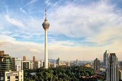 Imagen Half-Day City Tour with Kuala Lumpur Tower Admission