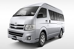 One Way Arrival Airport Transfer by Private Van Private Car Transfers