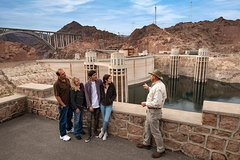Small Group Hoover Dam Tour by Luxury Tour Trekker