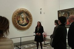 Private Tour: Uffizi Gallery Private Guided Visit