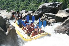 Imagen Barron River Half-Day White Water Rafting from Cairns