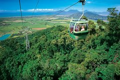 Imagen Cairns Shore Excursion: Small-Group Skyrail Rainforest Cableway and Kuranda Railway Day Trip Including Lunch