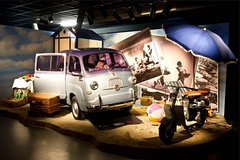 MAUTO - National Automobile Museum Ticket and Guided Tour
