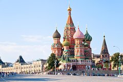 Ver la ciudad,Ver la ciudad,Tours andando,Tour por Moscú,Visita a pie