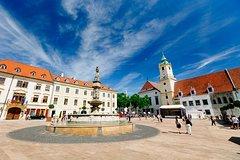 Salir de la ciudad,Excursions,Excursiones de un día,Full-day excursions,Excursión a Bratislava,Excursion to Bratislava