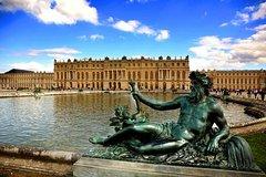 Evite las colas: excursión de un día en tren al Palacio de Versalles y los Jardines desde París