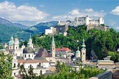 Ver la ciudad,Tour por Salzburgo