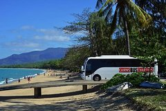 Private Arrival Transfer 13 seat vehicle: Airport to Cairns Hotel