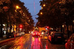 Night Guided Walking Tour: History of Crime in Helsinki