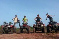 Imagen ATV Quad and Zipline Tour from Paramaribo